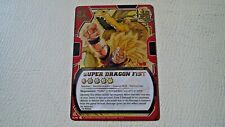 Super Dragon Fist Dragonball Z DBZ CCG TE-145 Bandai Card 2008 Game Super Rare