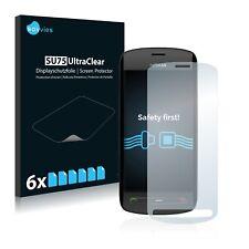 6x Film Protection pour Nokia 808 PureView Écran Protecteur Clair