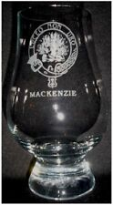 CLAN MACKENZIE SCOTCH MALT WHISKY GLENCAIRN TASTING GLASS