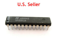 National DP8391N: Serial Network Interface IC: 22-Pin DIP: Rare Device