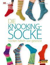 Die Knooking-Socke von Veronika Hug (Taschenbuch)