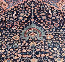 """ANTIQUE SENNEH   Northwest Per'sian  ( High - Collectible ) Size : 4' 9"""" x 6' 6"""""""