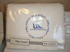 University of Kentucky Wildcats Baby Comforter Quilt NCAA College BABY FANATIC
