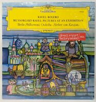 Ravel: Bolero Mussorgsky Record lp original vinyl album Stereo DG 139010