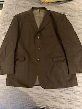 Mens Linen Suit Marks And Spencer 2 Piece Medium (44 Inch Top 36 Waist, 31 Leg)