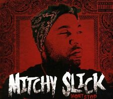 Mitchy Slick - Won't Stop [New CD] Explicit
