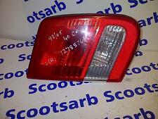 SAAB 9-3 93 Near Side Rear Tail Boot Lamp 2003 12785763 4-Door Left Hand