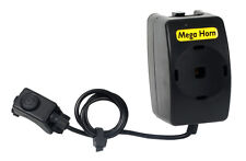 MEGAHORN MEGA HORN BIKE BICYCLE ELECTRICAL BATTERY OPERATED HORN LOUD 105db NEW