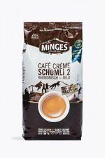 Minges Café Creme Schümli 2.. 8  x 1.000g ganze Bohne. Deutsche Ware inkl Spende