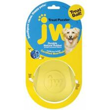 "JW Treat Puzzler 4.5"",11cm Diameter Dog, Puppy Treat, fetch ball, assorted color"