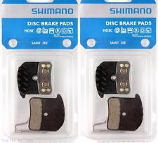 Two (2) Pack Shimano H03C Metal MTB Disc Brake Pads fits SAINT VEE BR-M280 M640