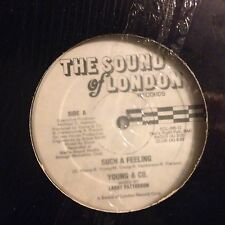 YOUNG & CO • Such A Feeling • Vinile 12 Mix • The Sound Of London