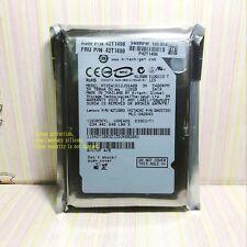 "Hitachi HTS541612J9SA00 120GB Internal 5400RPM 2.5"" SATA Notebook hard disk"