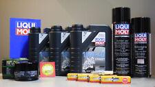 Wartungs Set Benelli 304 Inspektion Zündkerze Öl Service