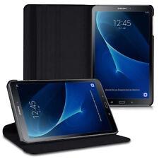 Tablettasche Samsung Galaxy Tab A6 10.1 Schutzhülle Cover Case Ständer Schwarz