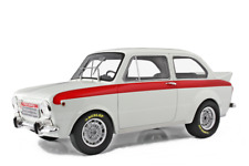 FIAT ABARTH 1600 OT TEST - 1965 1:18 LM105B5 RESIN MODEL LAUDORACING-MODELS