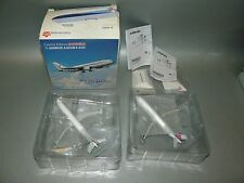 DRAGON 58217 TWIN-PACK AIRBUS A300B4-220 OLD/NEW LIVERY 1/400 DIECAST PLANE NEW