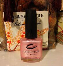 Original Creative Nail Design Strawberry Smoothie #136 Lacquer Nail Polish 0.5oz