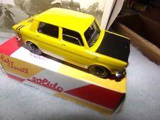 SIMCA RALLYE II 73 voiture miniature 1/43 collection solido