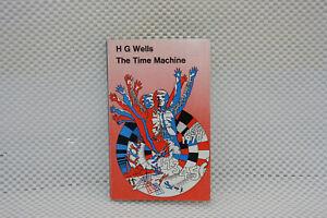 H.G. Wells The Time Machine Englische Ausgabe