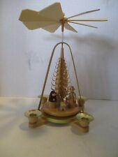 German Christmas Carousel Kathe Wohlfahrt Rothenburg ob der Tauber Germany