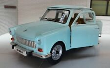 G LGB 1:24 Scale 1964 Sky Blue Trabant 601 Detailed Diecast Model Car