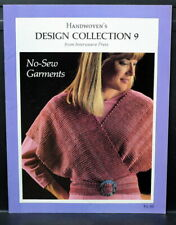 Handwoven's Design Collection 9 • No Sew Garments - 15 Projects