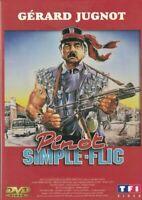 DVD PINOT SIMPLE FLIC GERARD JUGNOT