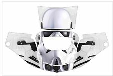 3m Speedglas 9000 9002 X Xf Sw Welding Helmet Wrap Decal Sticker Storm Trooper
