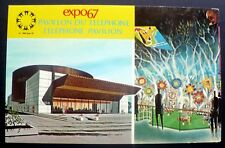 1967 Telephone Association Building, Expo 67, Montreal, Canada