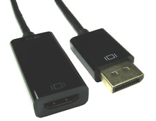 4k Active DisplayPort V1.2 to HDMI Adapter 3D 2K