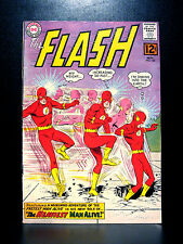 COMICS:DC: The Flash #132 (1962), 1st Dro Dorno app - RARE