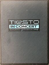 TIESTO - IN CONCERT - ARNHEM GELSEDOME - 2004 - 2 DVD