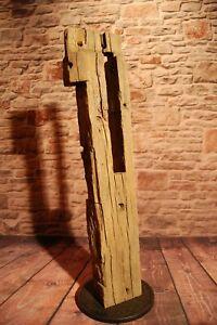 Eichenbalken über 150 Jahre alt,Landhaus ,Upcycling,Holzbalken ,Eichenholz 6 kg