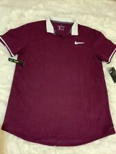 men's Nike Federer Tennis shirt size medium new with tag.