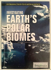 NEW! INVESTIGATING EARTH'S POLAR BIOMES by Sherman Hollar LIBRARY BINDER Arctic