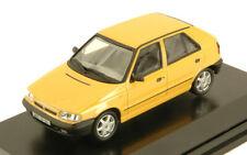 Skoda felicia 1994 yellow 1:43 auto stradali scala abrex