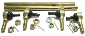 Kawasaki Tecate 250, 1987-1988, Inner/Outer Tie Rods & Ends Upgrade Kit