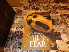 Nothing Left To Fear Rare Promo Movie Poster Slash Guns N' Roses Velvet Revolver