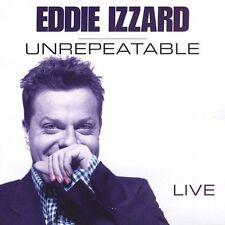 EDDIE IZZARD - UNREPEATABLE (CD 1995) NEW & SEALED !! UK IMPORT !! WOW !!!!!!!!!