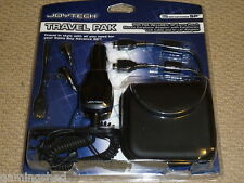 NINTENDO GAMEBOY ADVANCE SP Accessorio Pack-Nuovo! console Custodia Caricabatteria Da Auto Collegamento