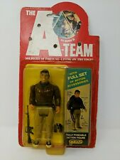 The A-Team Murdock Action Figure On Card Vintage 1983 Galoob New In Box