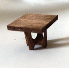Dollhouse Miniature Quarter Scale MCM Broyhill Brasilia End Table KIT - 1:48