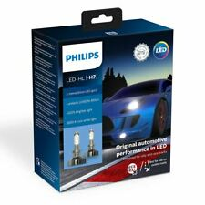 H7 Lampadine LED PHILIPS Faro X-treme Ultinon gen2 11972XUWX2 Set