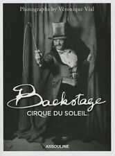 Backstage Cirque du Soleil by Veronique Vial (Hardback, 2014)