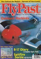 FlyPast (October 2000) (P-51 Spitfire, B-17 Radio Diary, 8th AF Fighters Poster)