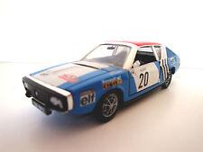 "1/43 . RENAULT 17 TS  "" Rallye Monte-Carlo ""    NOREV"