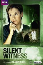 SILENT WITNESS: SEASON THREE USED - VERY GOOD DVD