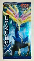 Pokemon Card - XY 1 Collection X 1st Edition Sealed Booster Pack - Japanese
