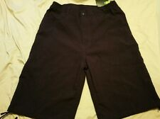 Mens XL Cotton Polyester Purple Five Ancient Revolution Shorts